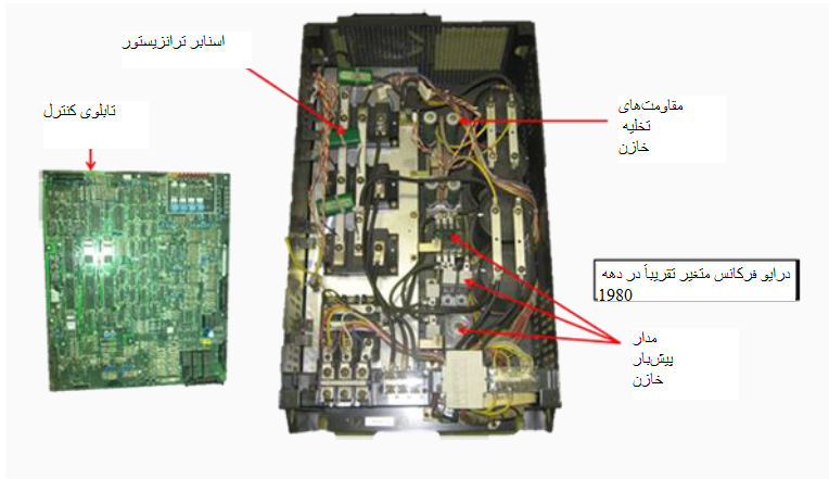 Internal drive circuit